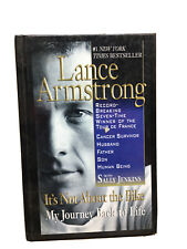 Lance Armstrong Biography It's Not About The Bike Tour De France Cycling Jenkins