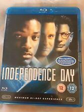 Independence Day (Blu-ray, 2007). Independence Day Blu-Ray Cert 12
