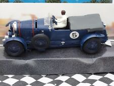 SCALEXTRIC BENTLEY BLUE  #5 C242   1:32 NEW OLD STOCK BOXED