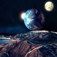 8x8FT Vinyl Photo Backdrops Starry Sky  Photography Background