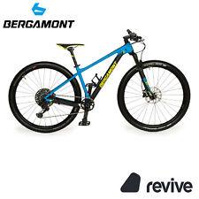 Bergamont Revox Team 2020 Carbon Fahrrad Blau Mountainbike Schwarz