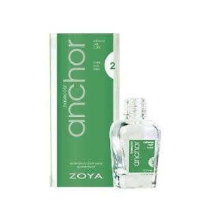 Zoya Anchor Base Coat. Full Size Bottle.