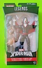 """Marvel Legends Spider-Man Series 6"""" Morbius Vampire (Absorbing Man BAF) - NEW"""