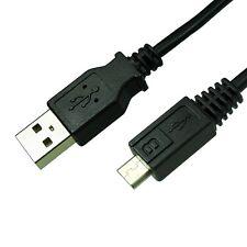 1M Cable de carga Micro USB encaja SAMSUNG NOKIA HTC BLACKBERRY + Otros Compatible