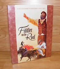 Collector's Edition Gift Set Fiddler on the Roof 1971 (Dvd) Sountrack & Songbook