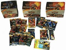 Pokemon Sun and Moon Booster REPLICA Cards, 1BOX OVER 30 Packs  NEW ReplicaCARDS