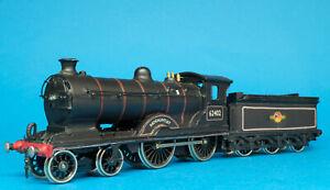 Kit built BR ex NBR LNER Reid D29 4-4-0 brass white metal OO finescale