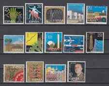 ESPAÑA (1964) NUEVO MNH SPAIN - EDIFIL 1576/89 Sc# 1225/38 XXV AÑOS PAZ