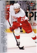 PAVEL DATSYUK, DETROIT RED WINGS, RARE NHL CARD, 1.