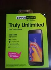 Samsung Galaxy J2 *BRAND NEW SEALED* (Simple Mobile) ready to activate , Upgrade