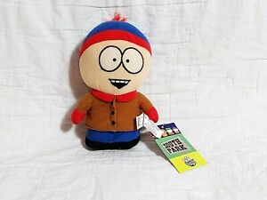 """Stan South Park Plush Comedy Central 7"""" New with Tag Nanco Character"""