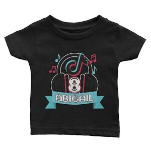 Personalize TikTok Birthday Shirt