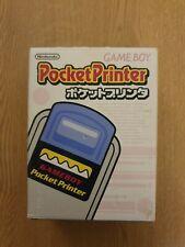 Gameboy pocket printer boxed Japanese