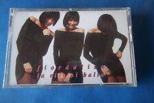 """FIORDALISO """"LA VITA SI BALLA"""" MC K7 TAPE 1990 EMI NUOVA SIGILLATA"""