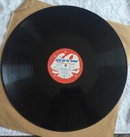 "Glenn Miller, Pat Boone 1958 transcription record 16"" National Guard Show"