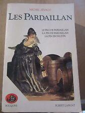 Michel Zévaco: Les Pardaillan *** le fils de Pardaillan.../ Bouquins, 1988