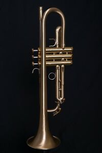 PRICE DROP NEW Andalucia AdVance Phase II Large Bore Trumpet in Brushed Lacquer