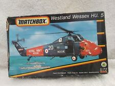 Matchbox Westland Wessex HU.5 Helicopter in 1/72 Scale 40136