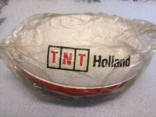 Vintage~New~TNT Holland Motor Express Foam Football~Alabama Bound~Still Sealed