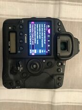 Canon EOS 1D X Mark II (Body, Dual Battery Charger + 4 Batteries)