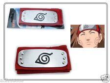 Naruto Red Leaf Village Kakashi Sasuke Sakura Konoha Ninja Headband with box