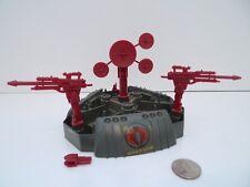 GI Joe Cobra Battle Barge Vintage Loose Vehicle Hasbro 1988 Parts Lot !!! #2