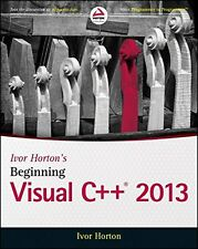 New-Beginning Visual C++ 2013 by Ivor Horton 1ed