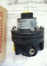 FAIRCHILD New M20 Pneumatic Precision Booster Catalog 20732