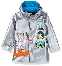 WIPPETTE Jr Astronaut Space Shuttle Raincoat Rain Jacket ~ Baby Toddler Sz 24M