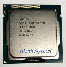 SR0PK Intel I7-3770 3.40GHZ 8M 4-Cores 8-Threads LGA 1155/Socket H2 Desktop cpu