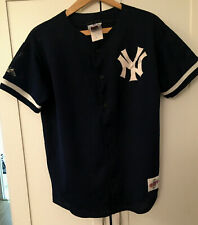 NY Yankees MLB Vintage Majestic Diamond Collection Jersey Youth XL! Ships Jan 24