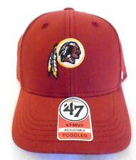 Washington Redskins NFL  Toddler 47 MVP Brand Adjustable Hat Baseball Cap NEW
