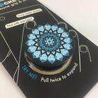 """Peace Mandala Sky"" Single Phone Grip Holder - Popsockets Phone Grip & Stand"