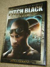 Pitch Black (Dvd, 2004, Full Frame Edition), New & Sealed, Region 1, Vin Diesel