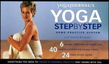 Yoga Journals Step by Step System  6 guided sessions on 3 cds