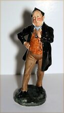 "ROYAL DOULTON DICKENS SERIES, HN 2098 ""PECKSNIFF"" FIGURE, THIRD VERSION, RARE!"