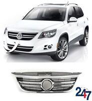 NEW VOLKSWAGEN VW TIGUAN 2007 - 2011 FRONT BUMPER UPPER CENTER GRILLE