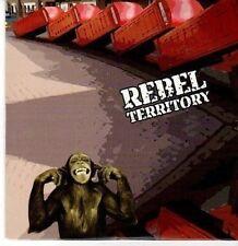 (CE792) Rebel Territory, Falling For You - 2011 CD