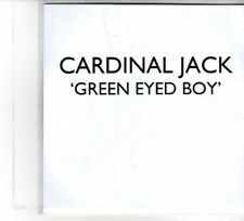 (DW546) Cardinal Jack, Green Eyed Boy - DJ CD