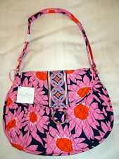 New with Tags VERA BRADLEY SADDLE UP in LOVES ME Shoulder - Cross Body Bag