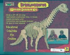 Wooden Brachiosaurus Kit