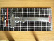 "Tool Lab Vernier Caliper 5"" 12.5cm Steel Body OM0939"