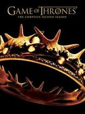 Game of Thrones The Complete Second Season 5051892122160 DVD Region 2