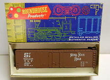 Roundhouse HO Scale 3-BAY OFFSET HOPPER ~ NYC ~ #1615  Plastic/MetaL KIT ~ NOS