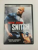 Snitch (DVD, 2013, Includes Digital Copy UltraViolet)
