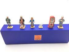 Figurine Tintin mini Pixi tintin et l'or noir proche du neuf boite Certificat