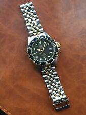 Vintage Tag Heuer 1000 Professional Men's Watch 980.020N Submariner Diver Wolfie