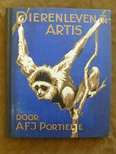 ALBUM IMAGES complet.VERKADE'S FABRIEKEN. A.F.J. PORTIELJE. DIERENLEVEN IN ARTIS