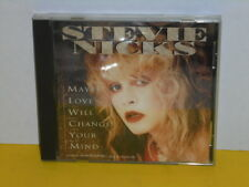 MAXI CD - STEVIE NICKS - MAYBE LOVE WILL CHANGE YOUR MIND - PROMO