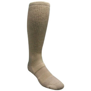 mens COVERT THREADS sand #5157 DESERT hot climates socks L boot size 9-12